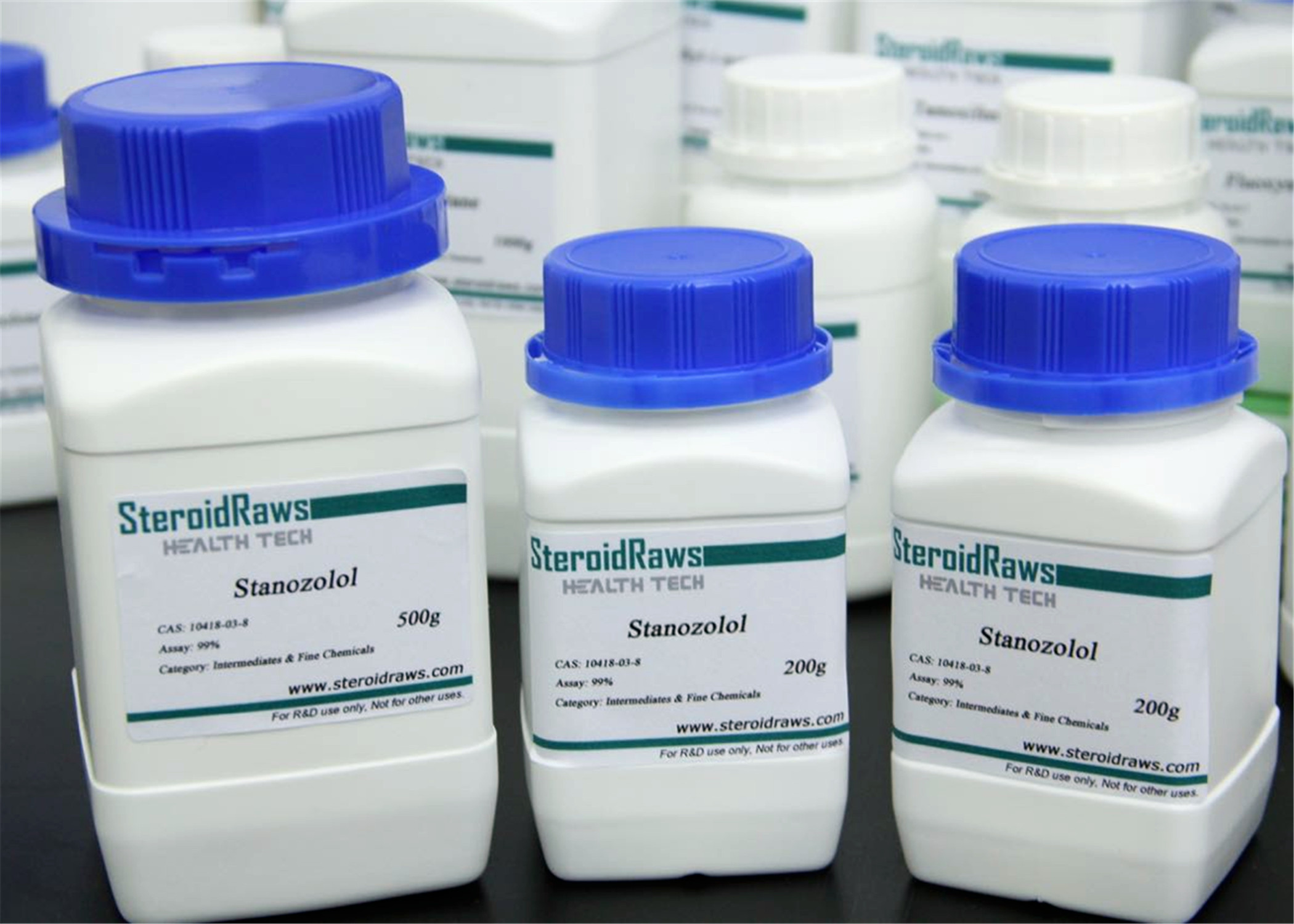 Winstrol Or Stanozolol Anabolic Steroid Used To Get Lean And Hard